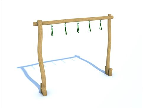 Robinia Trapeze Swing Traverse