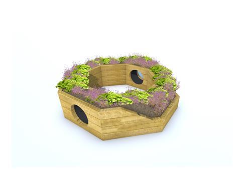 Immersive Planter