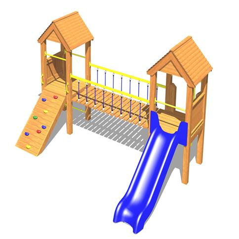 Skelton Play Tower (1.2M)
