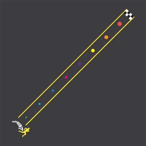 Sprint Lane Marking