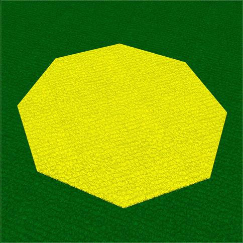 Saferturf Octagon