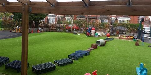 Artificial Grass Playturf
