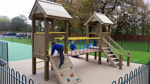 Peveril Play Tower (1.2M)