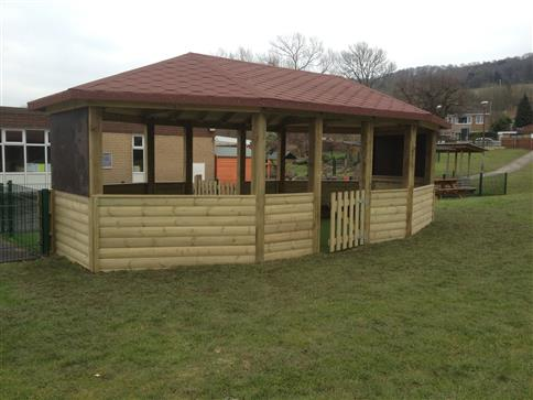 Bespoke Gazebo Options
