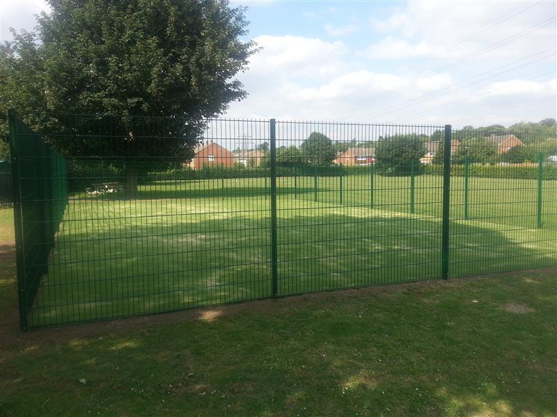 Sports Fencing For Mugas And Sport Pitches Pentagon Play