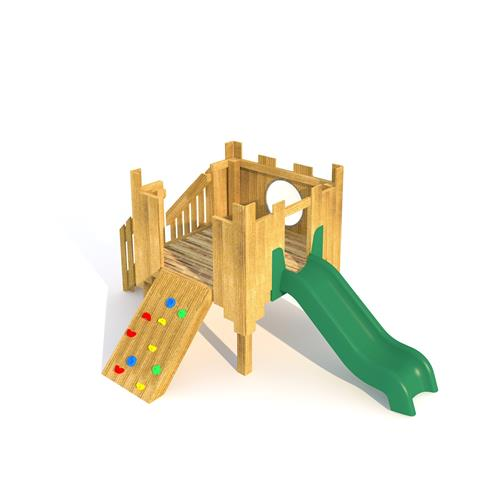 Restormel Modular Play Tower