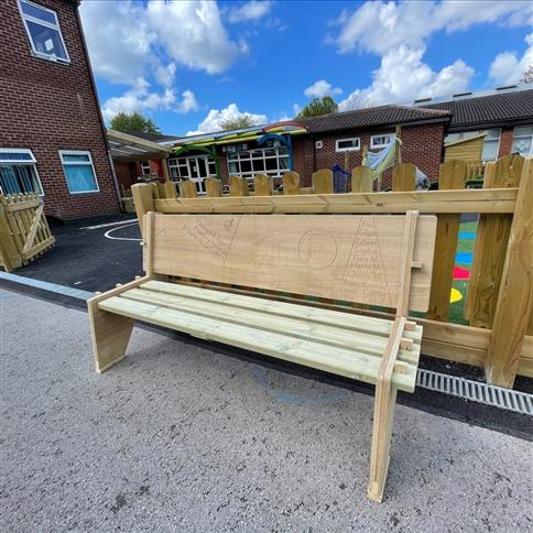 Year 6 Leavers Bench x2