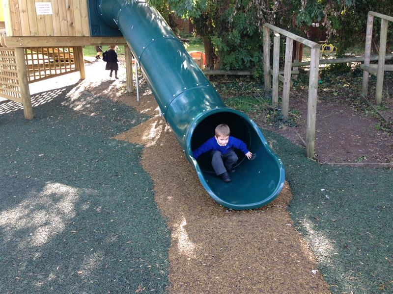 Tree House Design for EYFS children