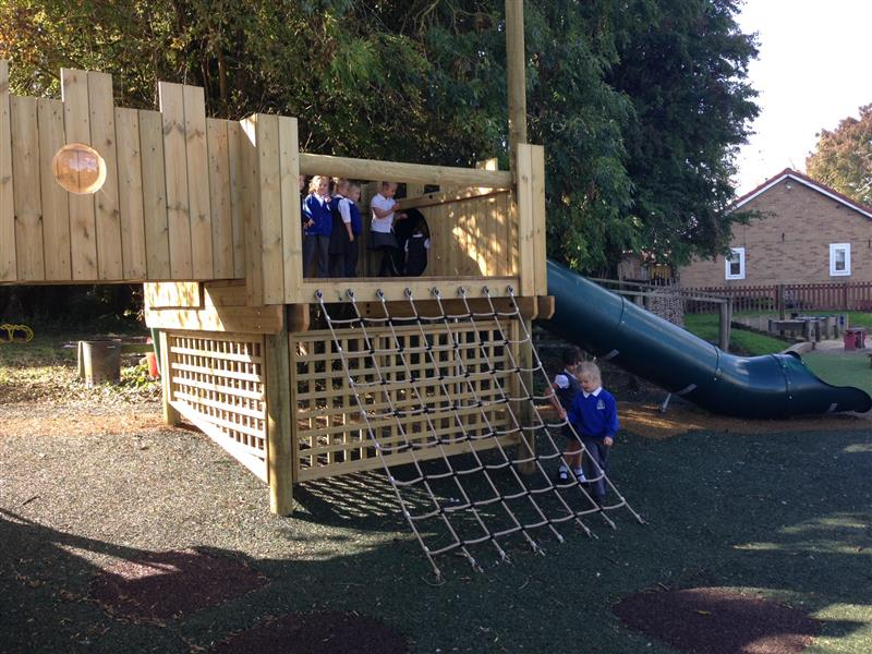 Tree House for primary schools