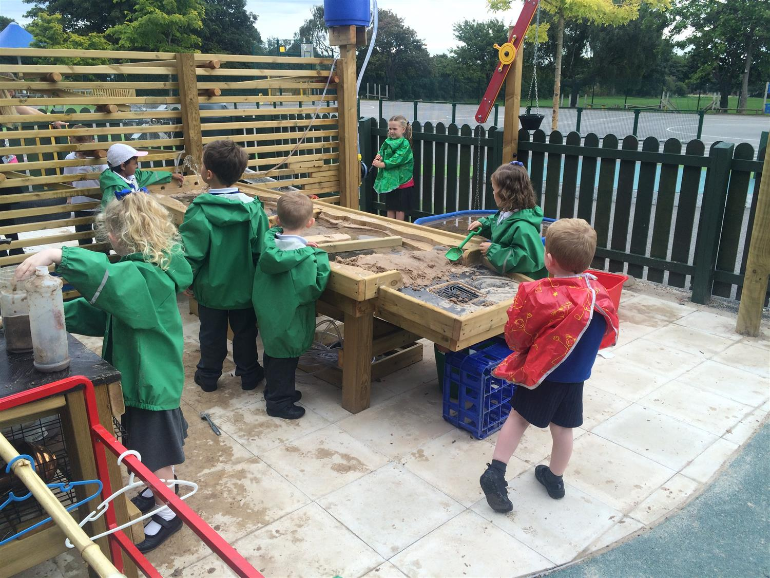 Park Primary School Investigative Learning Zone