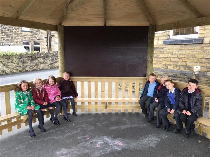 Outdoor Classroom for Schools