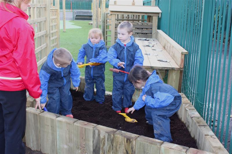 dig pit for schools