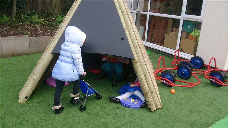 WigWam for school playgrounds
