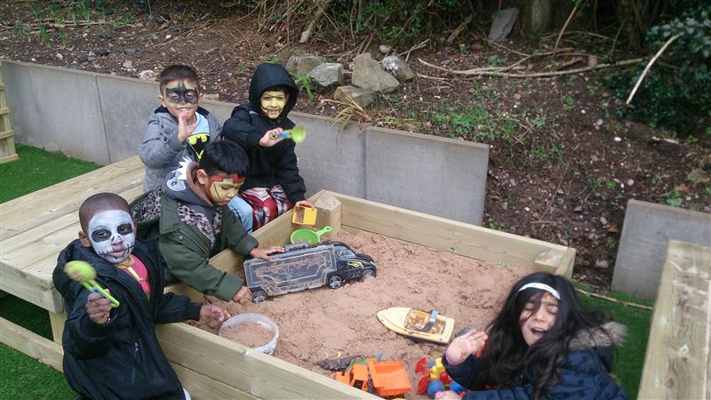 Sand Pit early Years