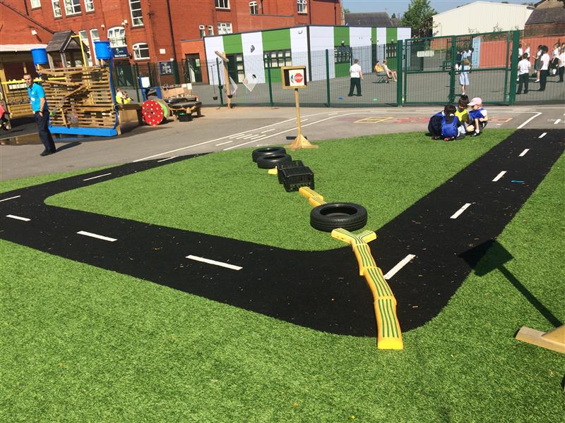 early years roadway surfacing