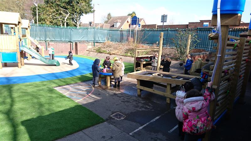 Early Years School Playground Equipment