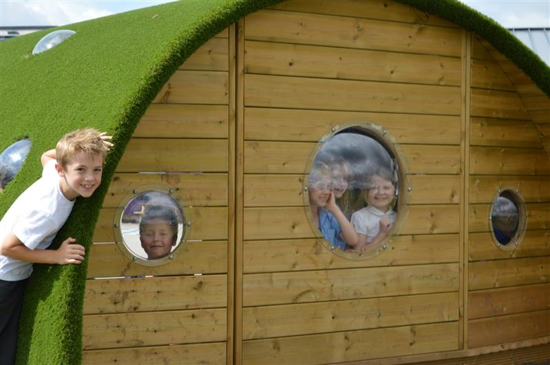 Hobbit House for early years