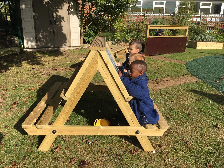 Paganel Primary Schoolu0027s Outdoor Classroom