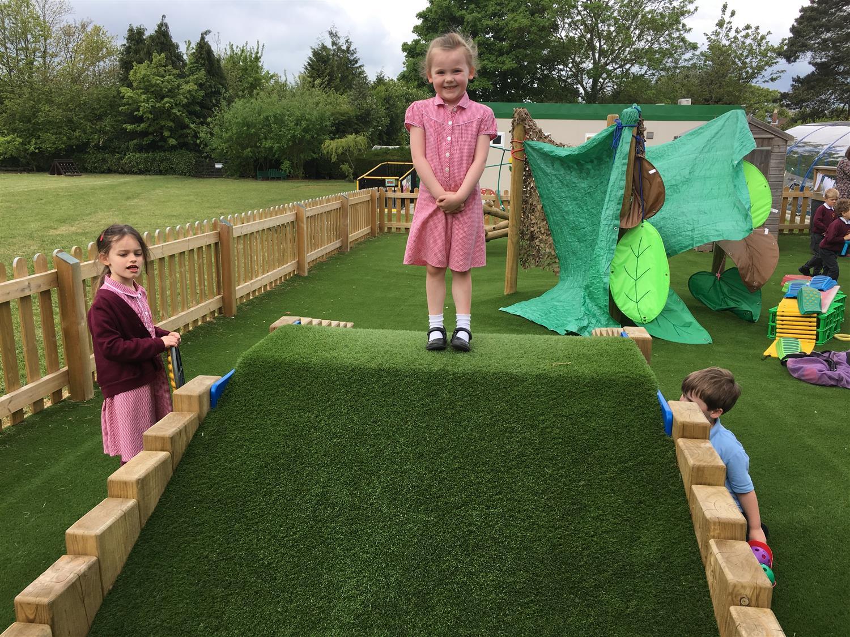 Eyfs Playground Development At Browick Road Pentagon Play