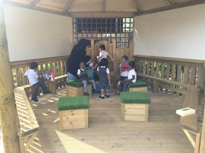 St Chrysostom S Nursery Playground Development Pentagon Play