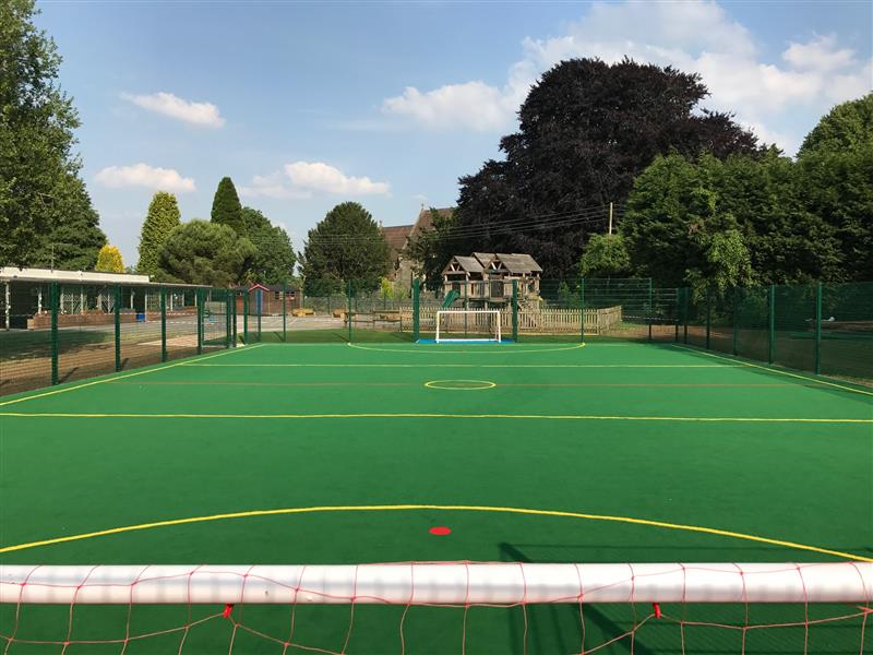 muga multi use games area