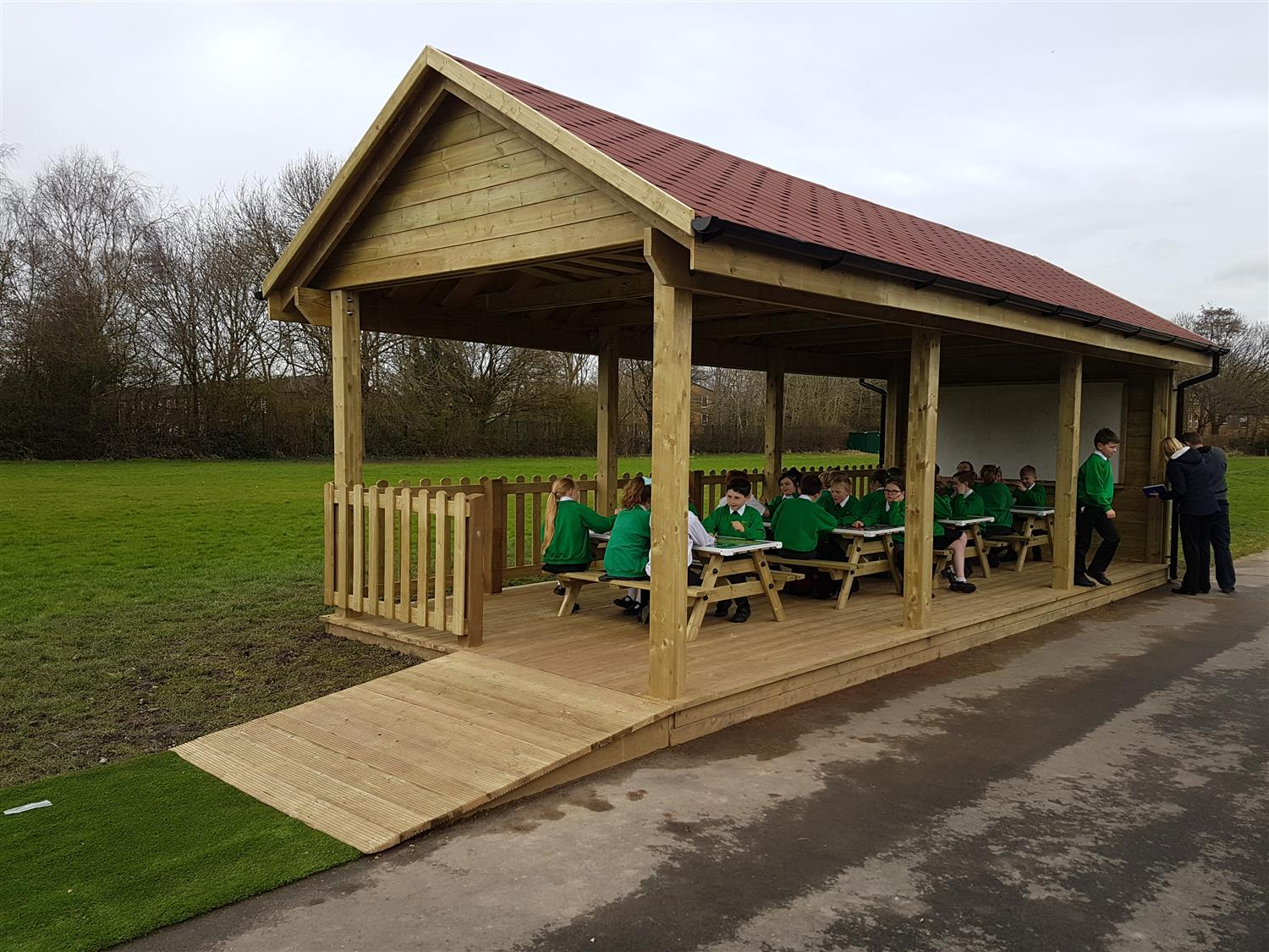 Locking Stump s Play Equipment & Outdoor Classroom