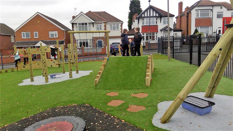 early years outdoor learning environment