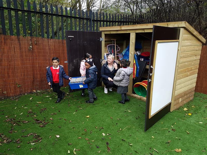 playground storage