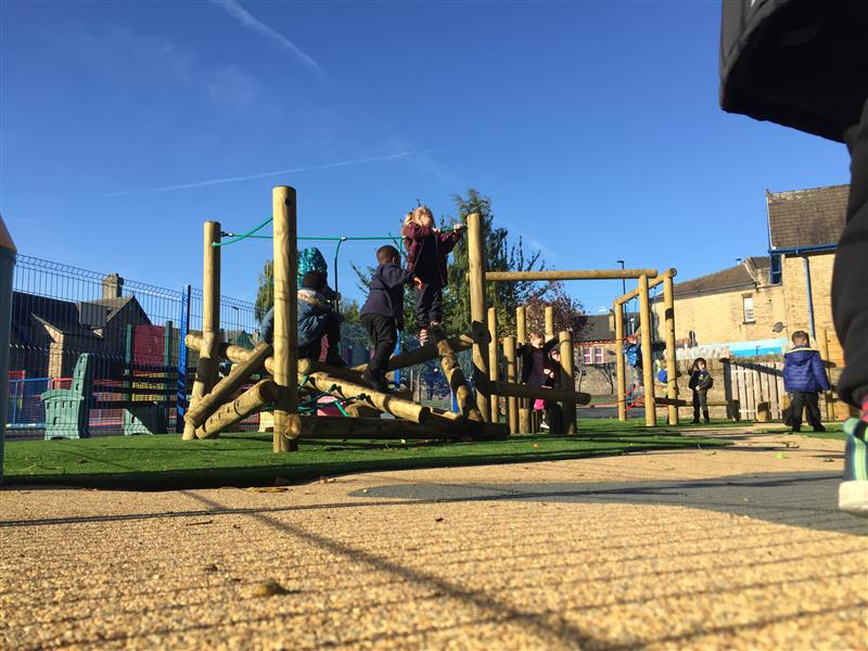 early years outdoor play equipment
