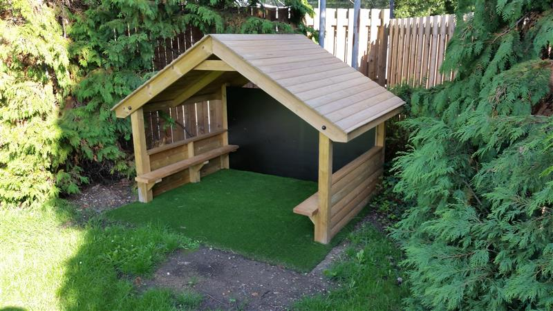 Play House for Early Years Playground