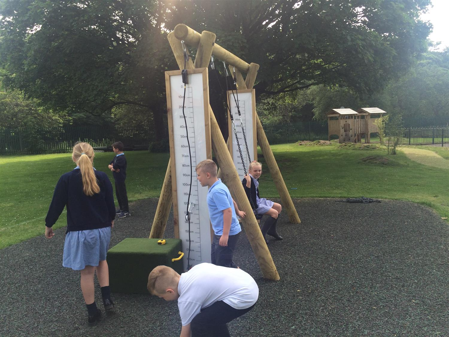 Classroom Experiment Ideas ~ Peel hall school s outdoor science experiment pentagon play