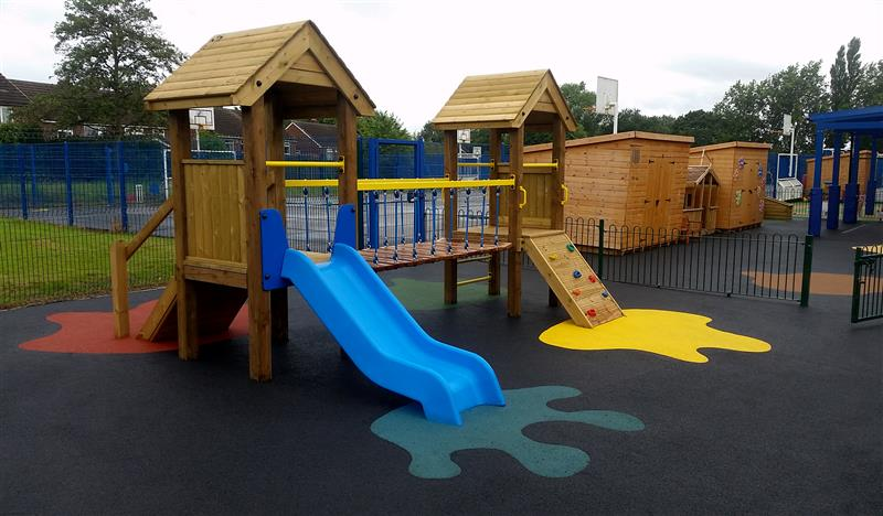 Active play equipment for children special educational needs