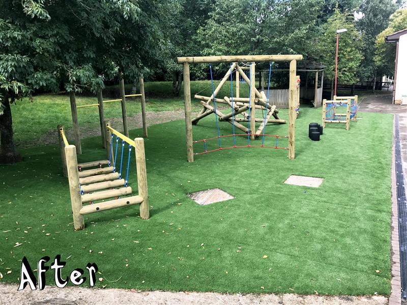 Playground Equipment Wheatfield Primary