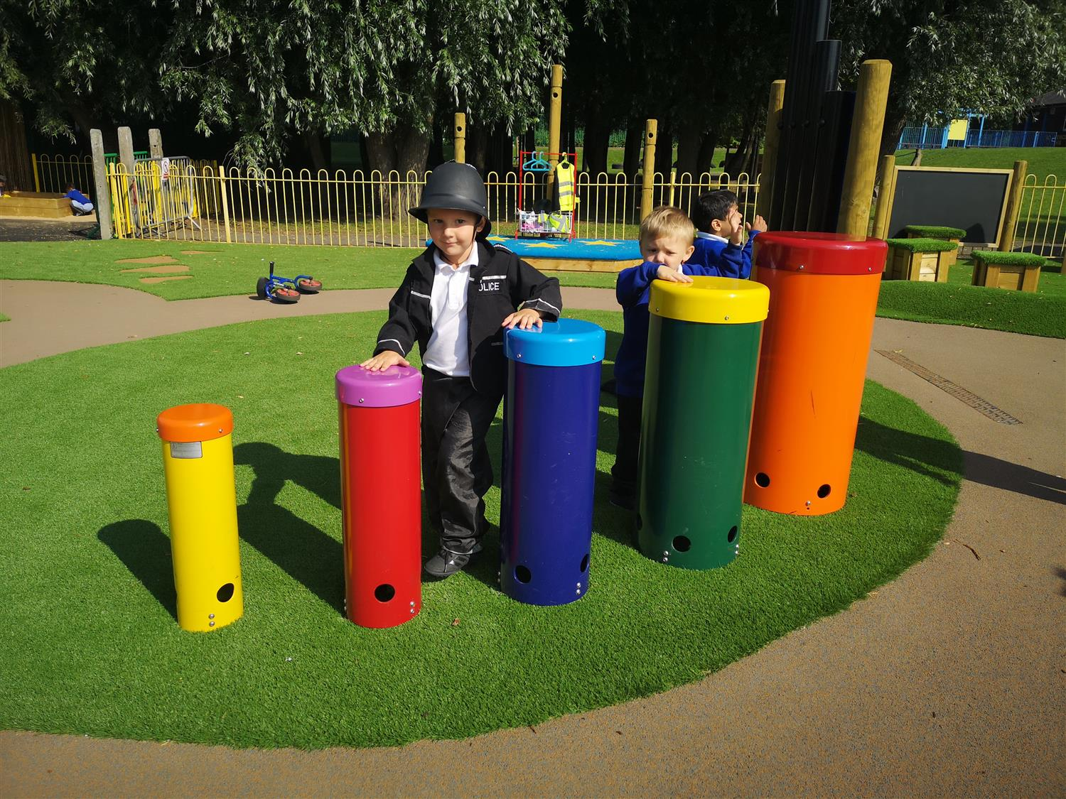 Outdoor Musical Instruments For Schools