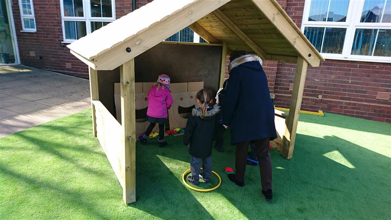 Playhouse for schools