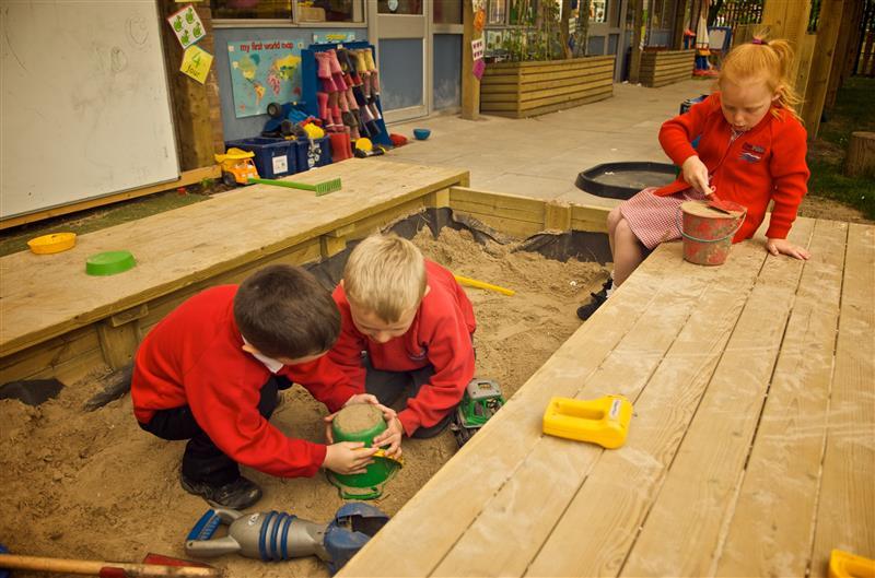 SEN playground equipment