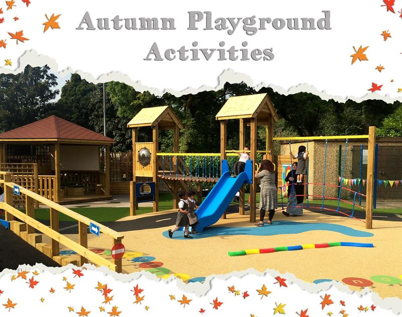 Autumn Playground Activities For Schools