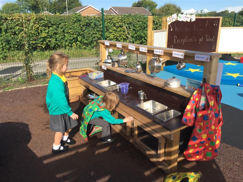 mud kitchen activities and ideas