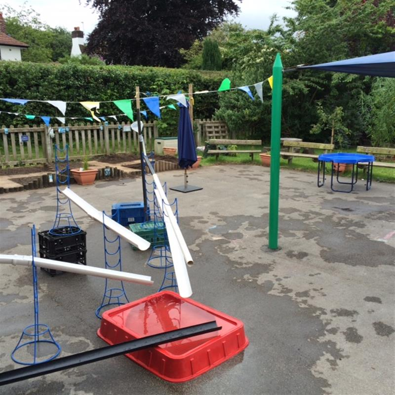 Reception Playground - Didsbury Road Primary School