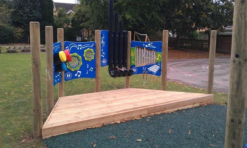 Music Stage for School Playgrounds