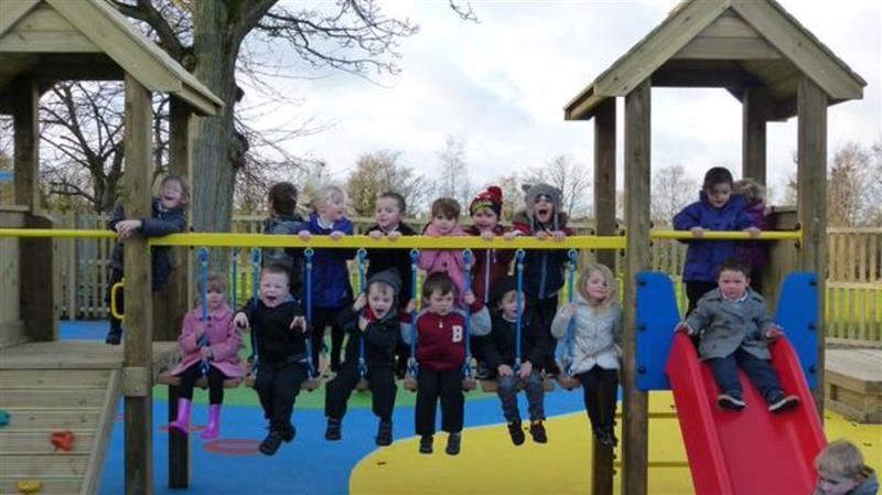 Tower Unit for EYFS children