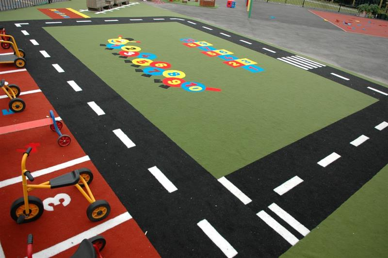 Playturf - Playground  Surfacing