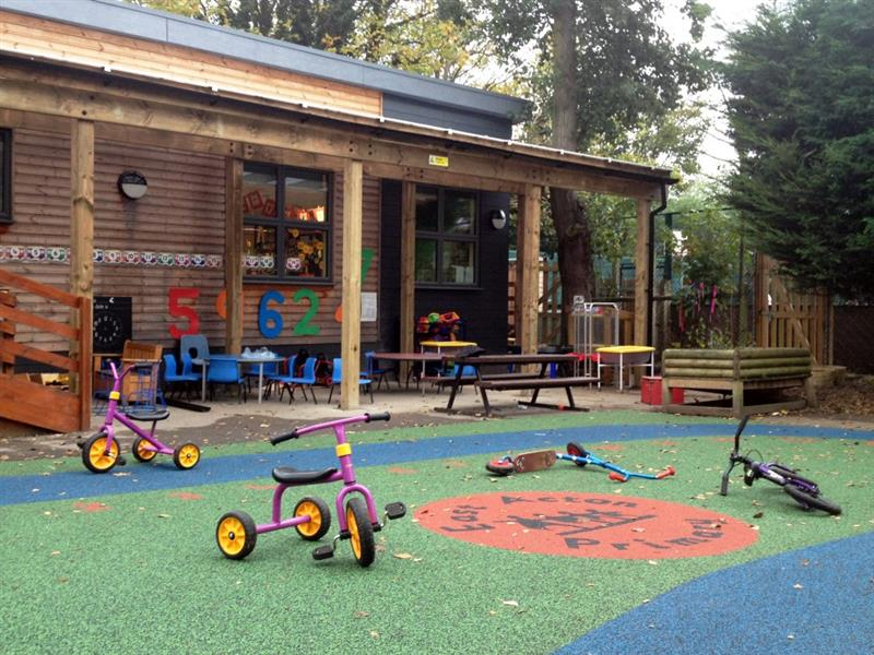 Wetpour Safety Playground Surfacing