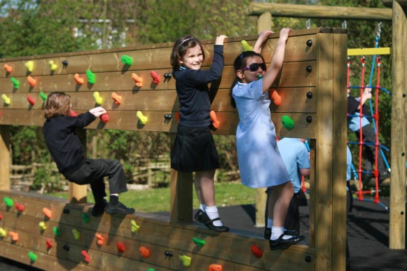 Climbing Equipment for primary schools