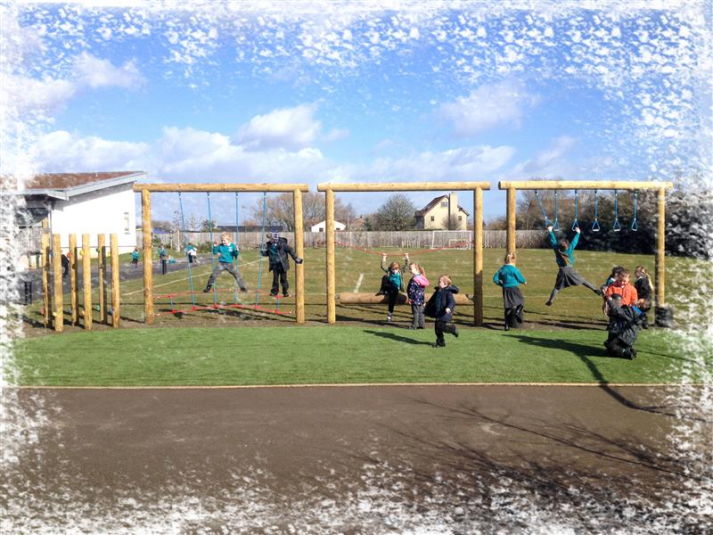 Active play - Trim Trail