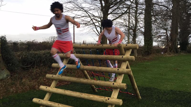 Peover Park Assault Course Challenge - Pentagon