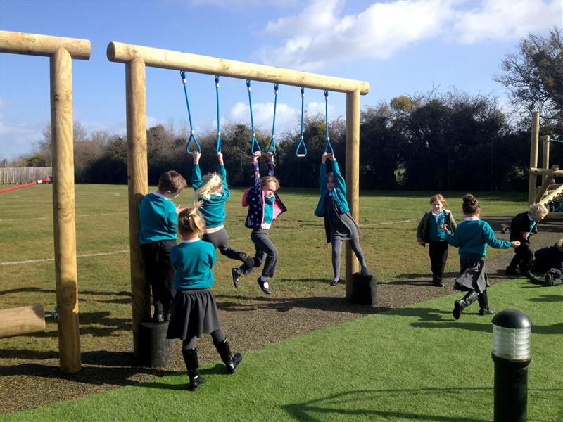Swing Traverse ideal for kinetic activities for special needs children