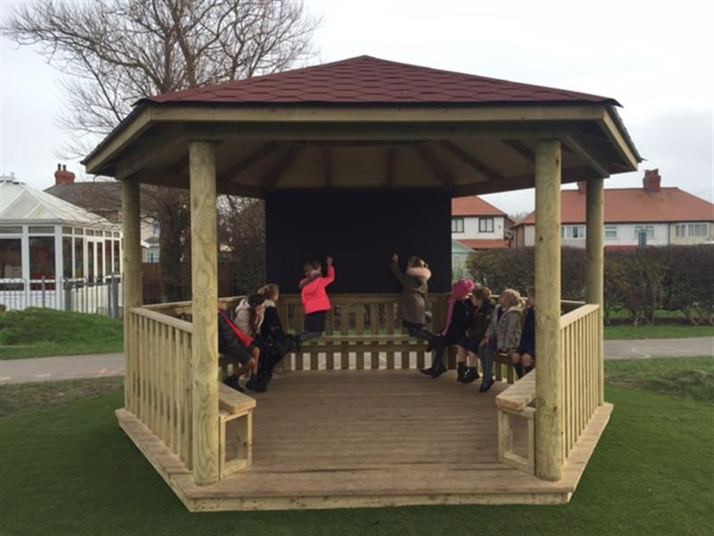 Outdoor Classroom - School Gazebo