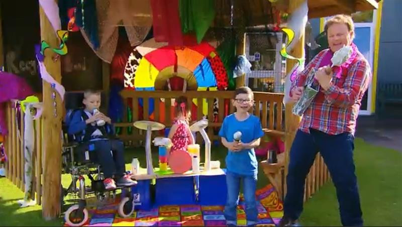 Cbeebies Something Special - Fox Wood Playground