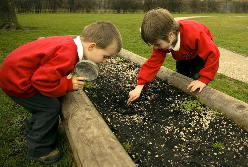 Planter for children